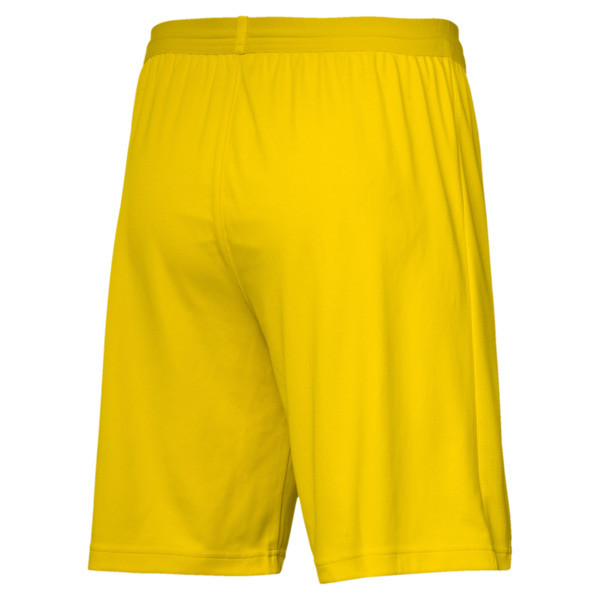 Short BVB Replica pour homme, Cyber Yellow, large
