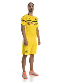 Thumbnail 3 of Short BVB Replica pour homme, Cyber Yellow, medium