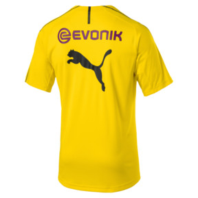 Thumbnail 5 of BVB Men's Stadium Jersey, Cyber Yellow, medium