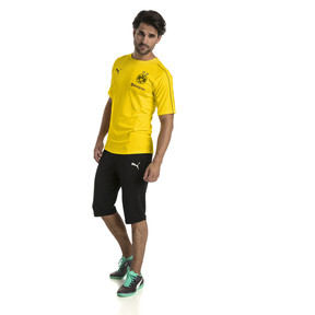 Thumbnail 3 of BVB Men's Stadium Jersey, Cyber Yellow, medium