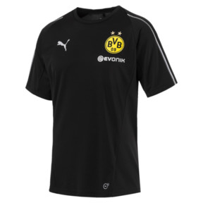 Thumbnail 4 of BVB Men's Stadium Jersey, Puma Black, medium