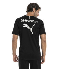 Thumbnail 2 of BVB Men's Stadium Jersey, Puma Black, medium