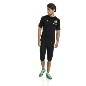 Thumbnail 3 of BVB Men's Stadium Jersey, Puma Black, medium