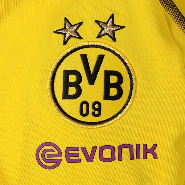 キッズ BVB 1/4 トレーニングジャケット, Cyber Yellow, large-JPN