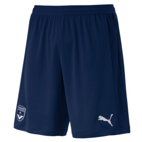 Thumbnail 1 of Girondins de Bordeaux Men's Replica Shorts, Puma New Navy-Puma White, medium