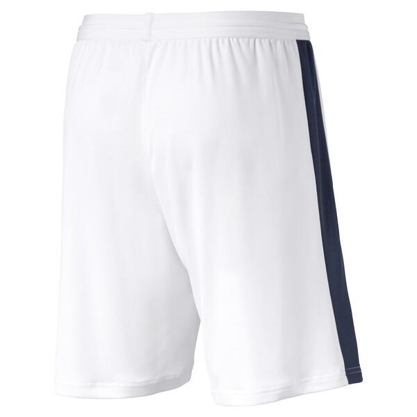Girondins de Bordeaux Men's Replica Shorts, White-Peacoat-Winsome Orchid, large