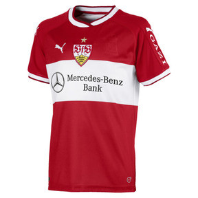 VfB Stuttgart Kids' Away Replica Jersey