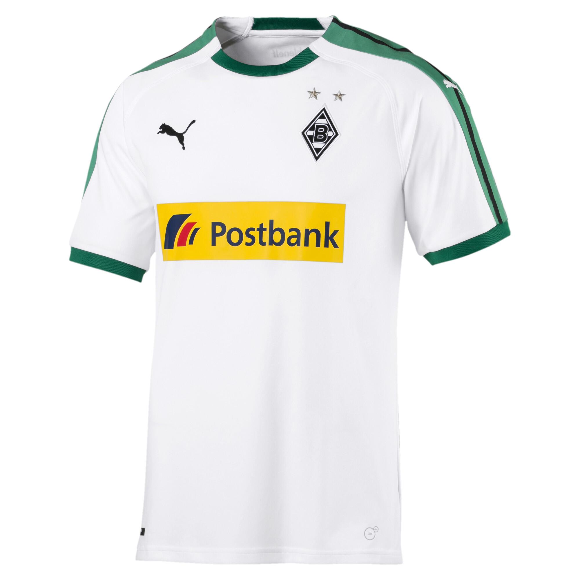 Indexbild 7 - PUMA Borussia Mönchengladbach Herren Replica Heimtrikot Männer Fußballtrikot Neu