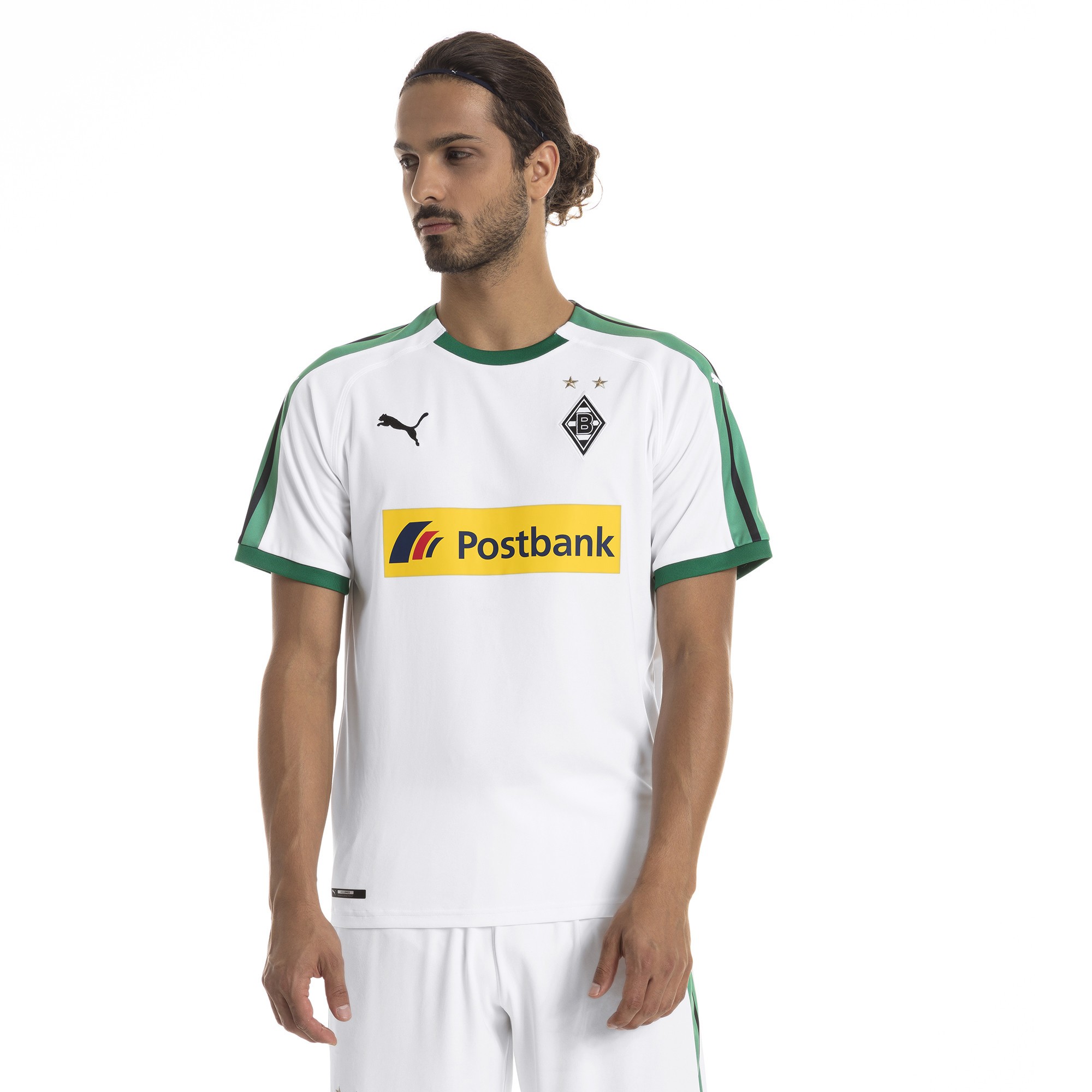 Indexbild 4 - PUMA Borussia Mönchengladbach Herren Replica Heimtrikot Männer Fußballtrikot Neu