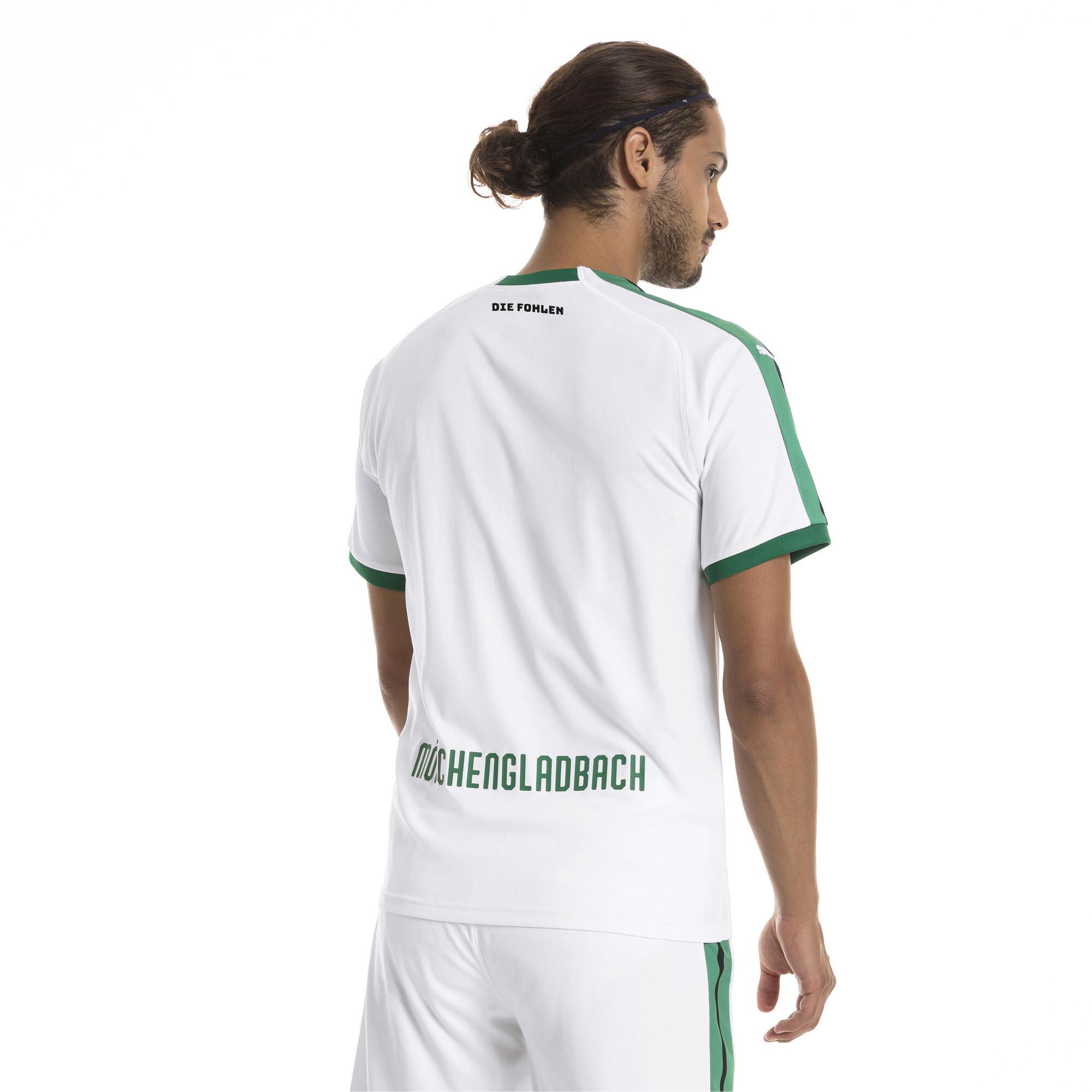 Indexbild 10 - PUMA Borussia Mönchengladbach Herren Replica Heimtrikot Männer Fußballtrikot Neu