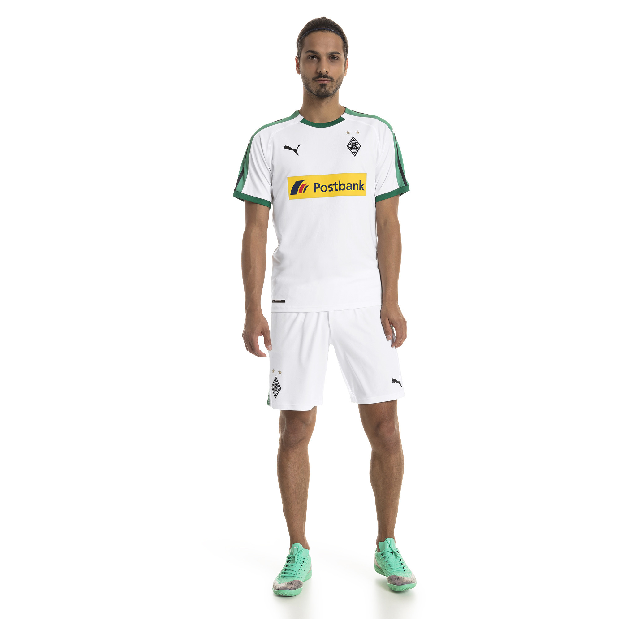 Indexbild 6 - PUMA Borussia Mönchengladbach Herren Replica Heimtrikot Männer Fußballtrikot Neu
