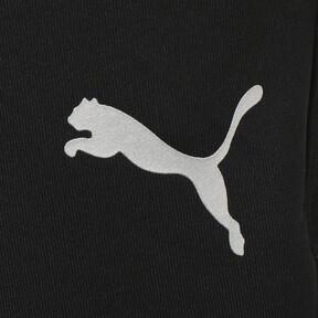 Thumbnail 3 of キッズ BVB トレーニングパンツ, Puma Black, medium-JPN