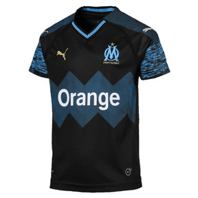 Olympique de Marseille Kids' Away Replica Jersey