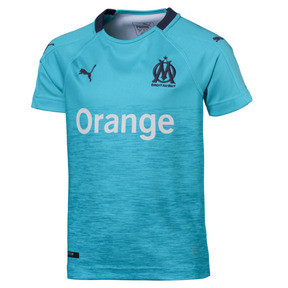Olympique de Marseille Kids' Third Replica Jersey