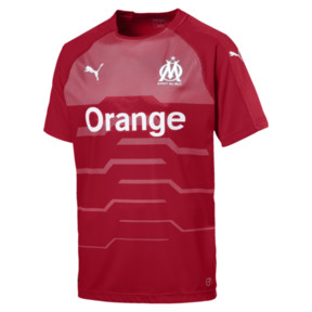 Olympique de Marseille Men's Goalkeeper Replica Jersey