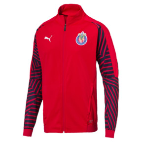 Thumbnail 1 of Chivas Stadium Jacket, Puma Red, medium