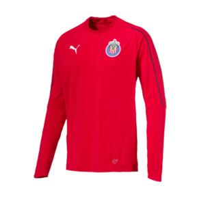 Thumbnail 1 of Chivas Training Sweatshirt, Puma Red, medium