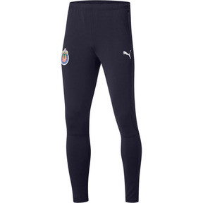 Thumbnail 1 of Chivas Training Pants with 2 side pockets with zip, Puma New Navy, medium