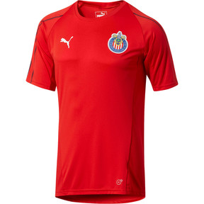 Thumbnail 1 of Chivas Training Jersey, Puma Red, medium