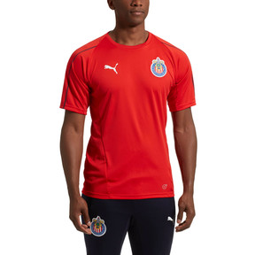 Thumbnail 2 of Chivas Training Jersey, Puma Red, medium