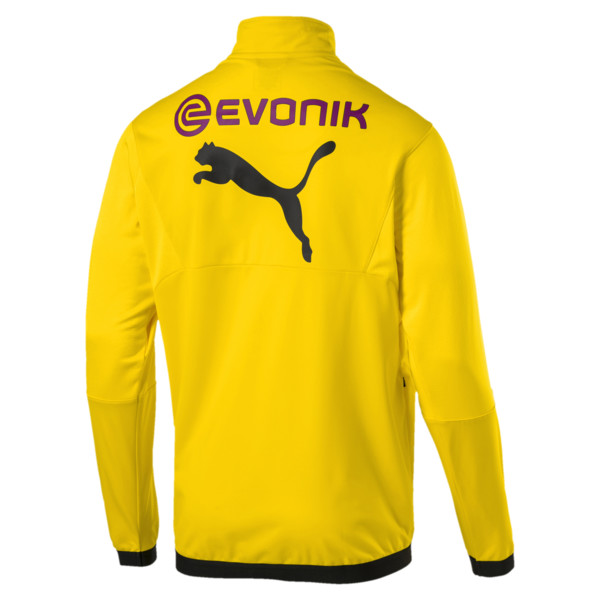 Blouson BVB Poly pour homme, Cyber Yellow, large