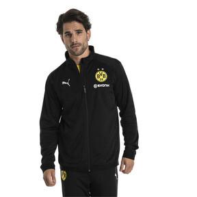 Thumbnail 1 of BVB Men's Poly Jacket, Puma Black, medium