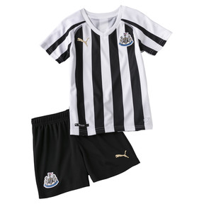 Newcastle United Kinder Mini Heimset