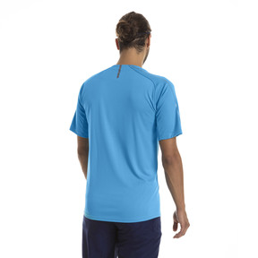 Thumbnail 2 of Olympique de Marseille Men's Training Jersey, Bleu Azur, medium
