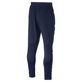 Thumbnail 5 of Olympique de Marseille Men's Woven Pants, Peacoat, medium