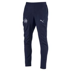 Thumbnail 4 of Olympique de Marseille Men's Woven Pants, Peacoat, medium