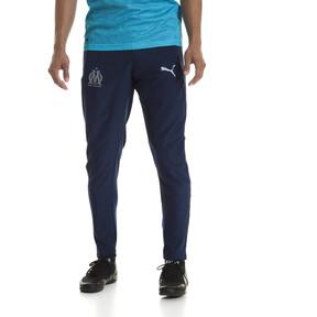 Thumbnail 1 of Olympique de Marseille Men's Woven Pants, Peacoat, medium