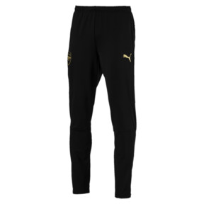 Thumbnail 1 of Arsenal FC Men's Training Pants, Puma Black, medium
