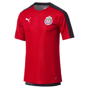 Thumbnail 1 of Chivas Stadium Jersey, Puma Red, medium