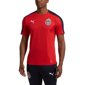Thumbnail 2 of Chivas Stadium Jersey, Puma Red, medium