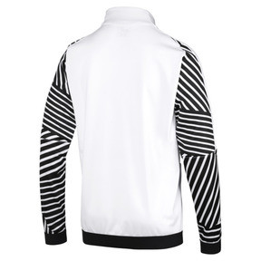 Thumbnail 5 of BMG Stadium Jacket, Puma White, medium