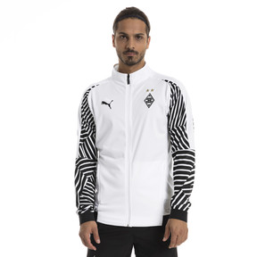 Thumbnail 1 of BMG Stadium Jacket, Puma White, medium