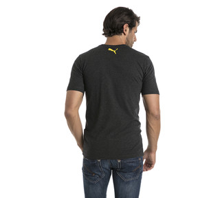 Thumbnail 2 of BVB Men's Shoe Tag T-Shirt, Dark Gray Heather, medium