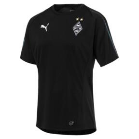 Thumbnail 4 of Borussia Mönchengladbach Men's Training Jersey, Puma Black, medium