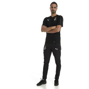 Thumbnail 3 of Borussia Mönchengladbach Men's Training Jersey, Puma Black, medium