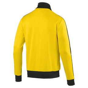 Thumbnail 5 of BVB Men's T7 Track Jacket, Cyber Yellow, medium