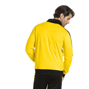 Thumbnail 2 of BVB Men's T7 Track Jacket, Cyber Yellow, medium
