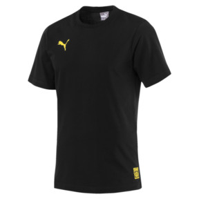 Thumbnail 1 of T-Shirt BVB Premium Stencil, Puma Black, medium