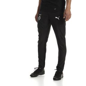 Thumbnail 1 of Pantalon Borussia Mönchengladbach Leisure pour homme, Puma Black, medium
