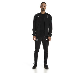 Thumbnail 3 of Pantalon Borussia Mönchengladbach Leisure pour homme, Puma Black, medium