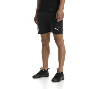 Thumbnail 1 of Borussia Mönchengladbach Herren Leisure Shorts, Puma Black, medium
