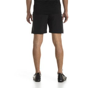 Thumbnail 2 of Borussia Mönchengladbach Herren Leisure Shorts, Puma Black, medium