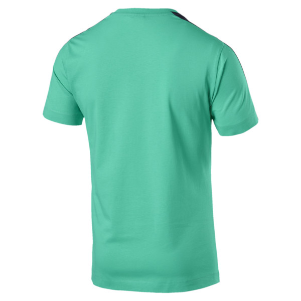 AFC Herren Fan T7 T-Shirt, Biscay Green-Peacoat, large