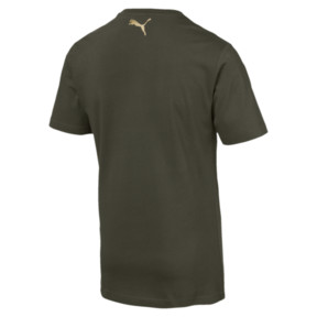 Thumbnail 5 of AFC Men's Fan Cotton T-Shirt, Forest Night, medium