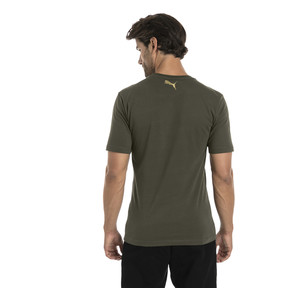 Thumbnail 2 of AFC Men's Fan Cotton T-Shirt, Forest Night, medium