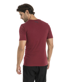 Thumbnail 2 of AFC Herren Fan Cotton T-Shirt, Pomegranate, medium